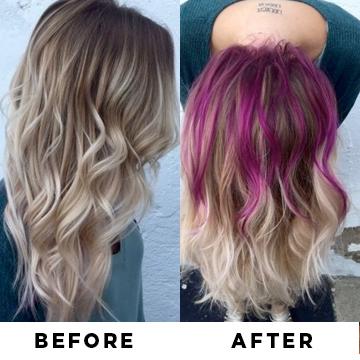 Color Crave - Semi-Permanent Hair Color-9071