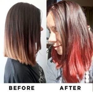 Color Crave - Semi-Permanent Hair Color-9070