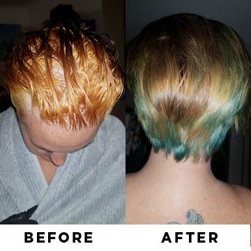 Color Crave - Semi-Permanent Hair Color-9068