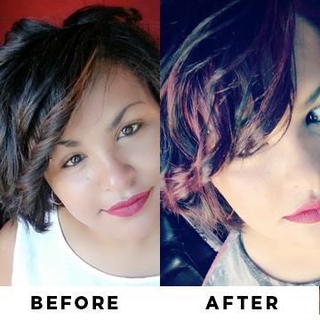 Color Crave - Semi-Permanent Hair Color-9065