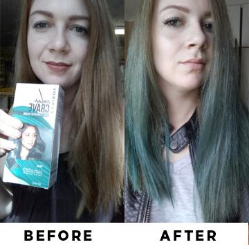 Color Crave - Semi-Permanent Hair Color-9054