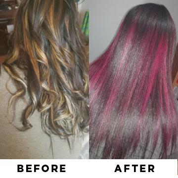 Color Crave - Semi-Permanent Hair Color-9053