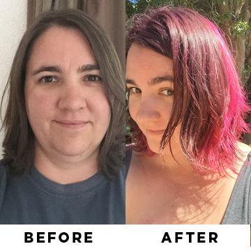 Color Crave - Semi-Permanent Hair Color-9048