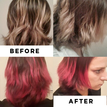 Color Crave - Semi-Permanent Hair Color-9043