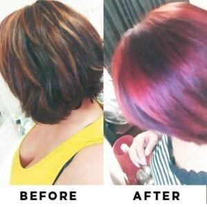 Color Crave - Semi-Permanent Hair Color-9036