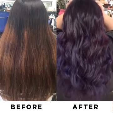 Color Crave - Semi-Permanent Hair Color-9035