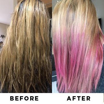 Color Crave - Semi-Permanent Hair Color-9031