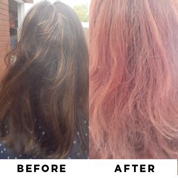 Color Crave - Semi-Permanent Hair Color-9026