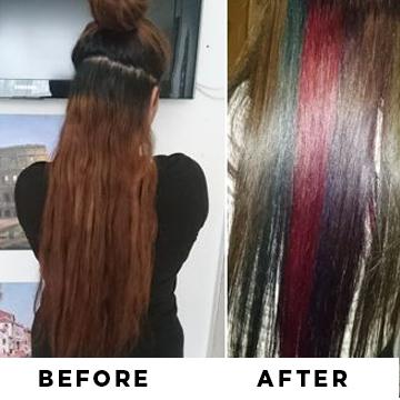 Color Crave - Semi-Permanent Hair Color-8930