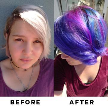 Color Crave - Semi-Permanent Hair Color-8921
