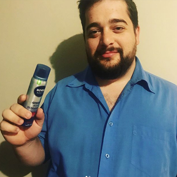 NIVEA MEN Body Deodorizer Range For Him-8897