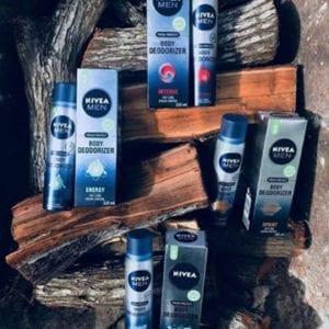 NIVEA MEN Body Deodorizer Range For Him-8891