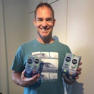 NIVEA MEN Body Deodorizer Range For Him-8890