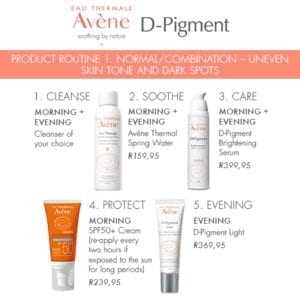 Eau Thermale Avène D-Pigment Light Range (For Normal to Combination Skin)-8860