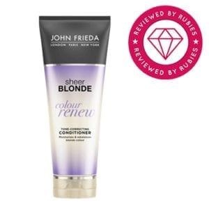 Sheer Blonde Colour Renew Tone Correcting Shampoo & Conditioner-9446