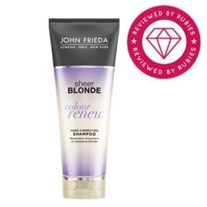 Sheer Blonde Colour Renew Tone Correcting Shampoo & Conditioner-9445