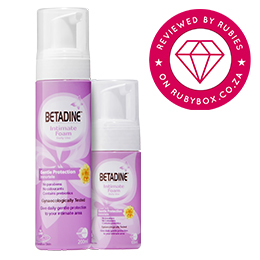 BETADINE™ Daily Intimate Care Foam and Wash-0