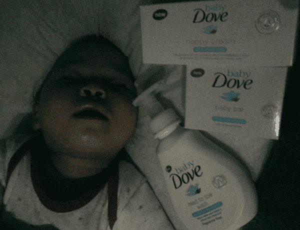 Baby Dove Care Pack-9751