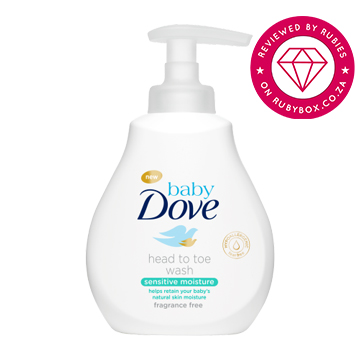 Baby Dove Care Pack-9650