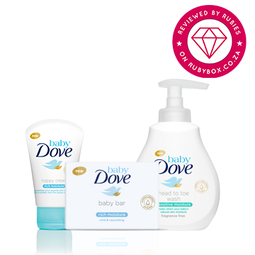Baby Dove Care Pack-0
