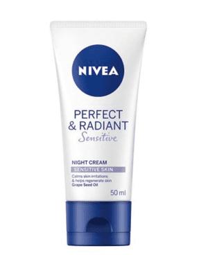 NIVEA Perfect & Radiant Sensitive Day Cream SPF 15.-9972