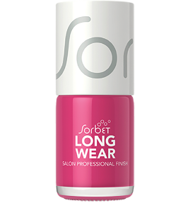 Sorbet Long Wear Nail Polish Pinkocolada-0