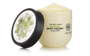 The Body Shop Moringa Body Yogurt -0