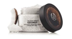 The Body Shop Coconut Exfoliating Cream Body Scrub-0