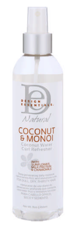 Design Essentials Coconut & Monoi Curl Refresher-0