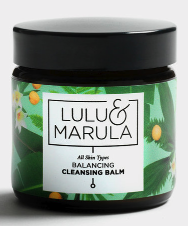 Lulu & Marula Balancing Cleansing Balm-9966