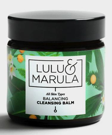 Lulu & Marula Balancing Cleansing Balm-0