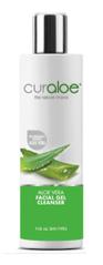 Curaloe Aloe Vera Facial Cleanser -0