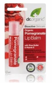 Dr.Organic Pomegranate Lip Balm -0