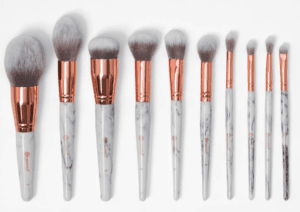 Marble Luxe Brush Set -0