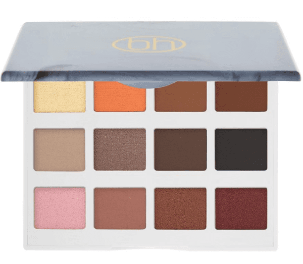 Marble Collection Warm Stone Eyeshadow Palette-10044