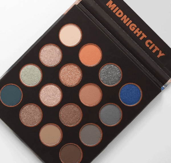 Midnight City Eyeshadow Palette-10042