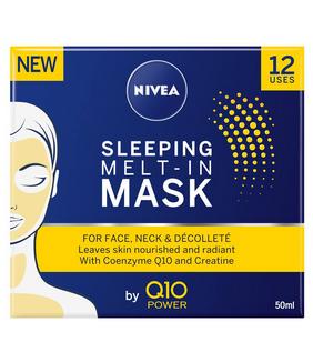 NIVEA Q10 POWER Sleeping Melt-in Mask-0