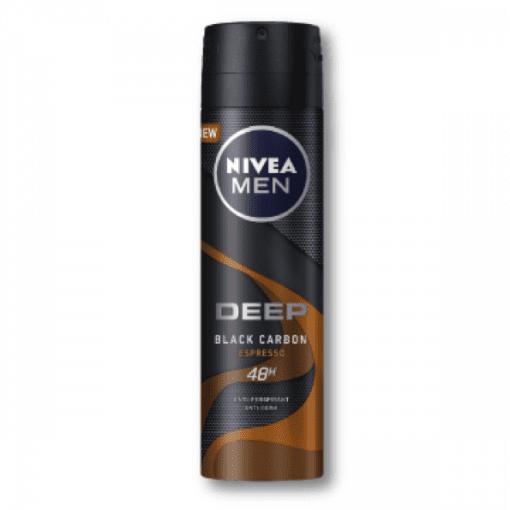 NIVEA MEN Deep Espresso Anti-Perspirant Spray-0
