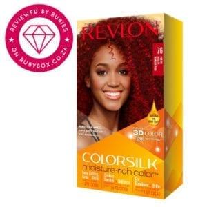 REVLON ColorSilk Moisture-Rich Color-0