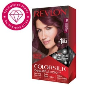 REVLON ColorSilk Beautiful Color Permanent Hair Color-10298