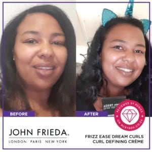 John Frieda FRIZZ EASE Dream Curls Curl Defining Crème-10311
