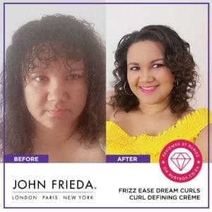 John Frieda FRIZZ EASE Dream Curls Curl Defining Crème-10310