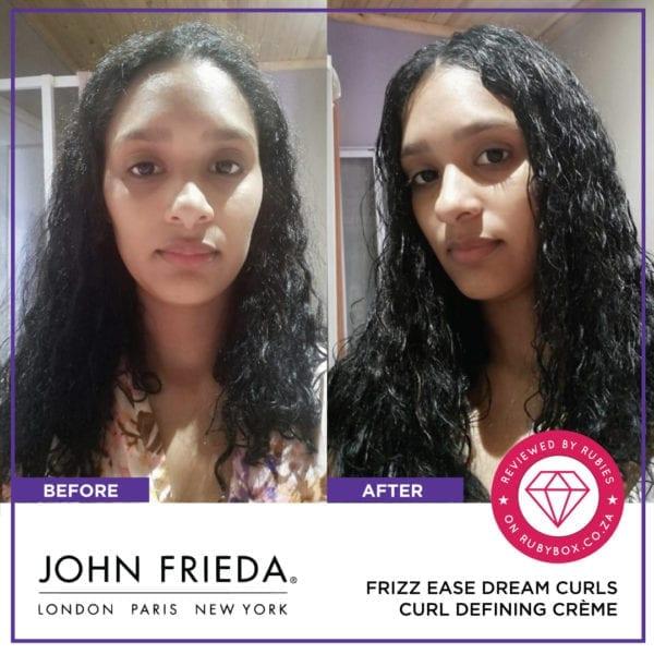 John Frieda FRIZZ EASE Dream Curls Curl Defining Crème-10309