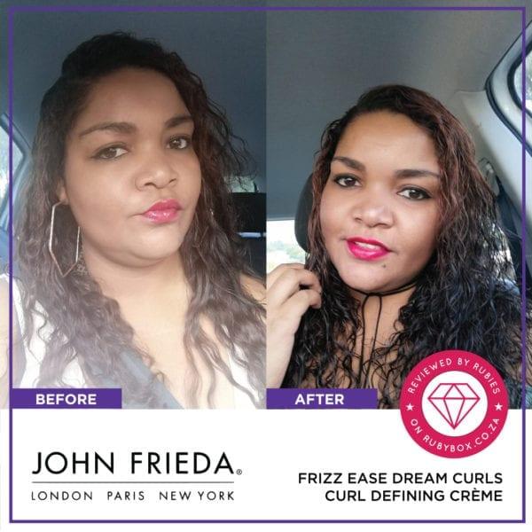John Frieda FRIZZ EASE Dream Curls Curl Defining Crème-10308