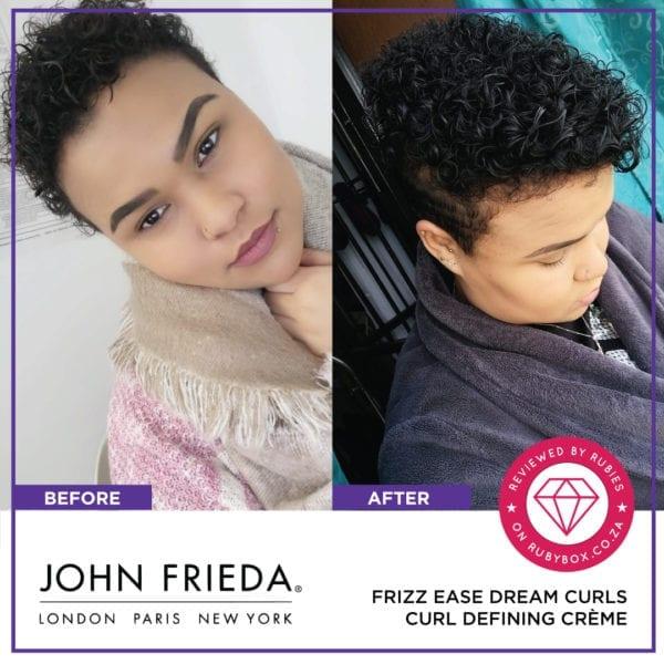 John Frieda FRIZZ EASE Dream Curls Curl Defining Crème-10307