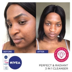 NIVEA Perfect & Radiant 3 in 1 Cleanser-10321