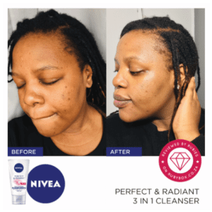 NIVEA Perfect & Radiant 3 in 1 Cleanser-10320