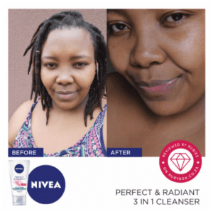 NIVEA Perfect & Radiant 3 in 1 Cleanser-10319