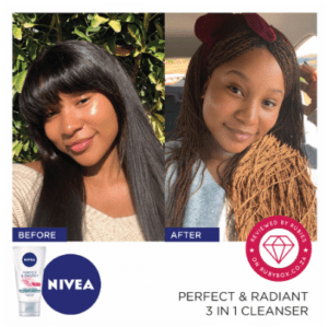 NIVEA Perfect & Radiant 3 in 1 Cleanser-10318