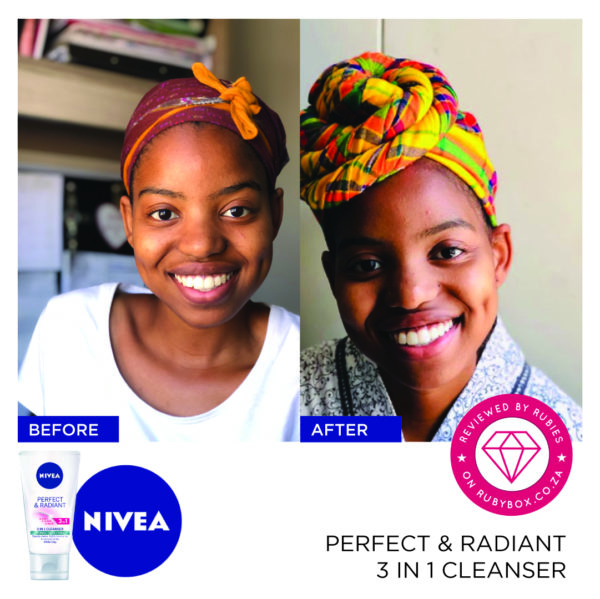 NIVEA Perfect & Radiant 3 in 1 Cleanser-10317
